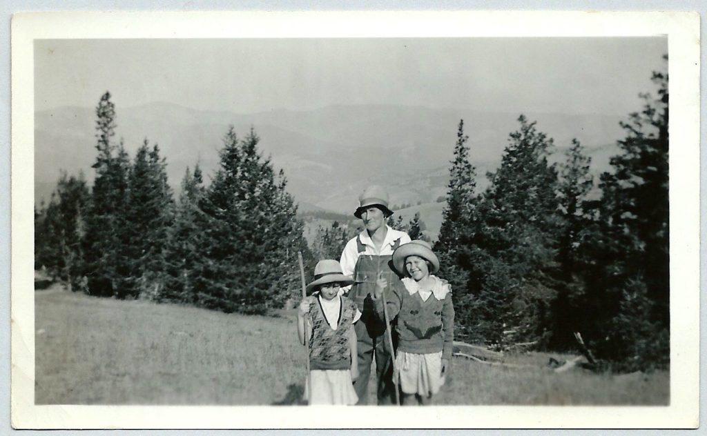 Fontella Mary and Shirley 1931